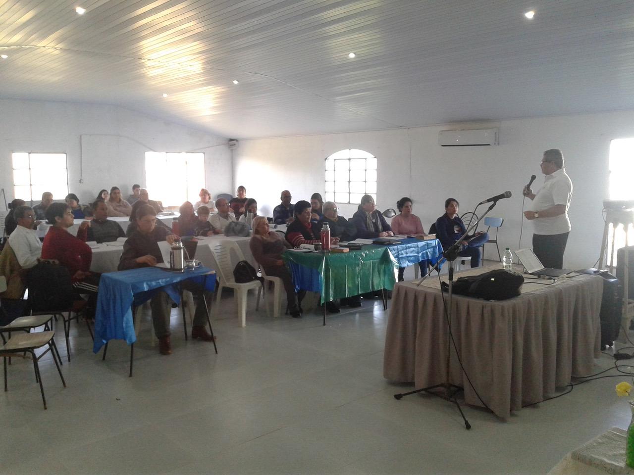 Seminário de Vivência Pastoral