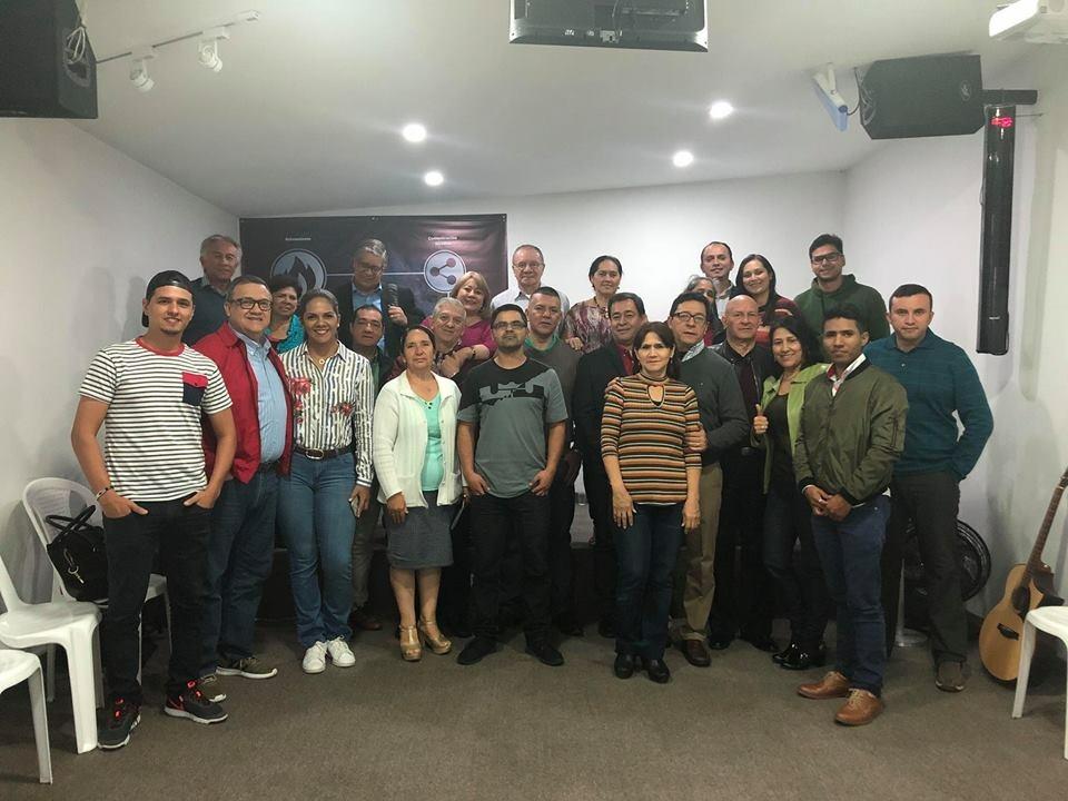 Retiro de Ministérios na Colômbia