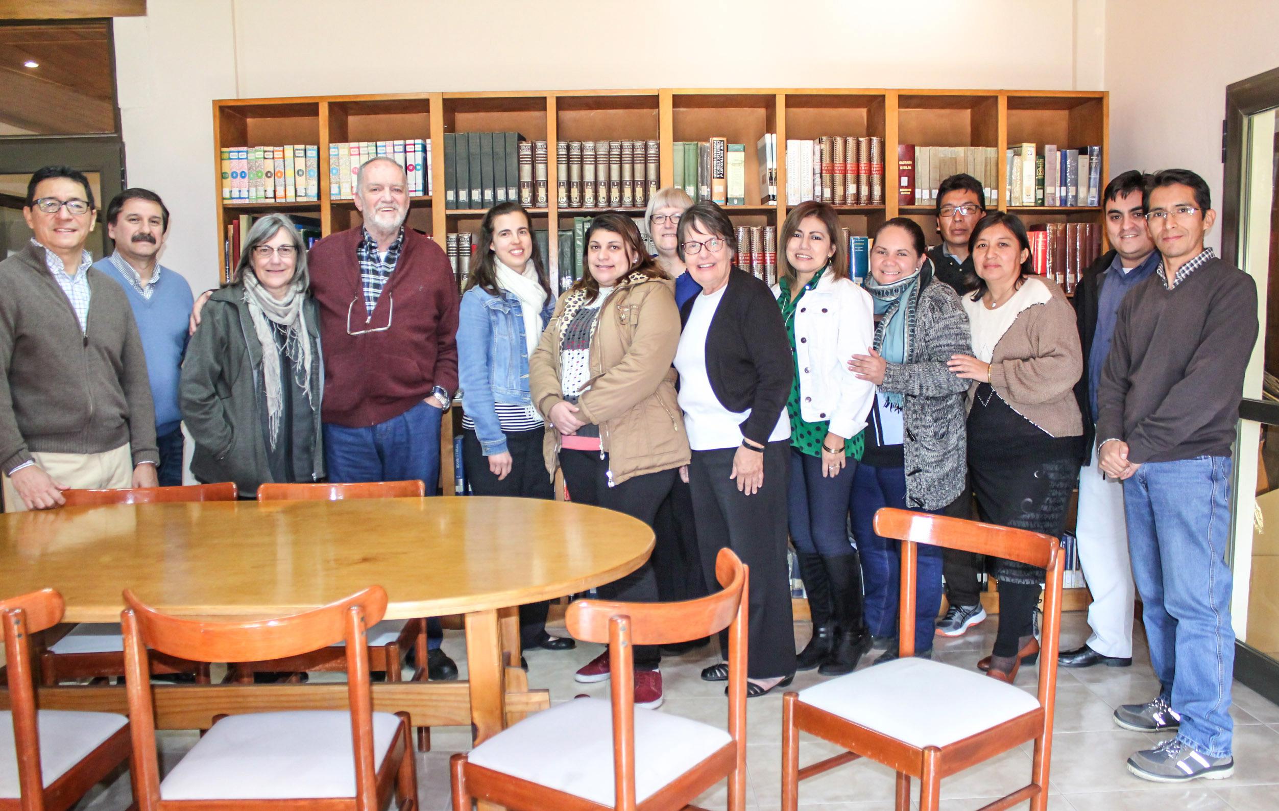 Taller de Bibliotecarios de América del Sur