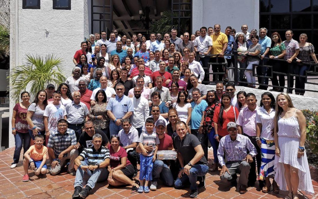 ENCUENTRO NACIONAL DE PASTORES EN COLOMBIA