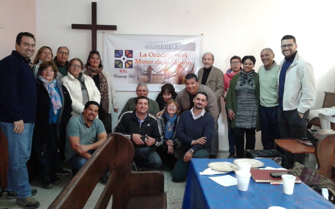 SOUTH URUGUAY NMI PRAYER BREAKFAST