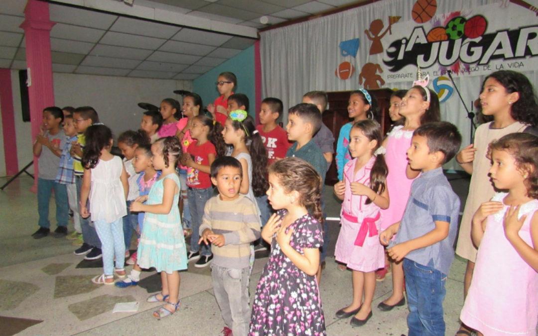 ESCUELAS BÍBLICAS DE VACACIONES EN VENEZUELA