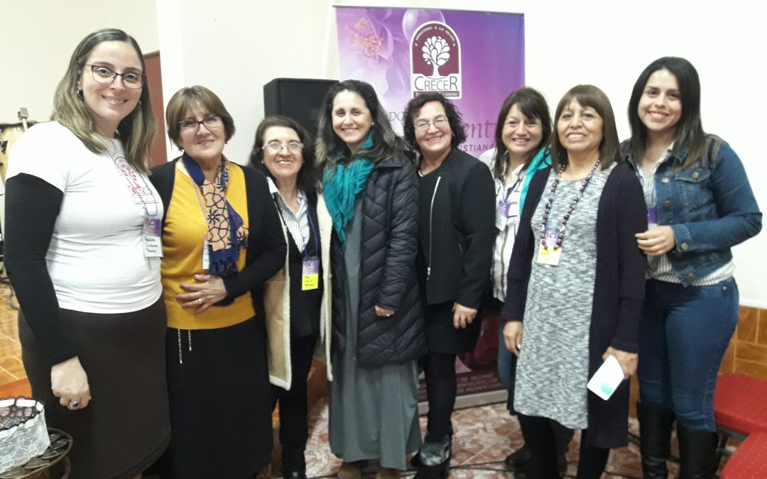 WOMEN'S MEETING CHILE