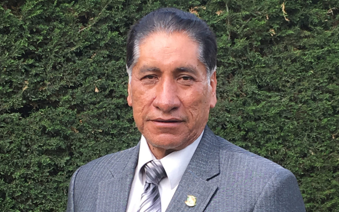 RECTOR OF SENABOL RE-ELECTED