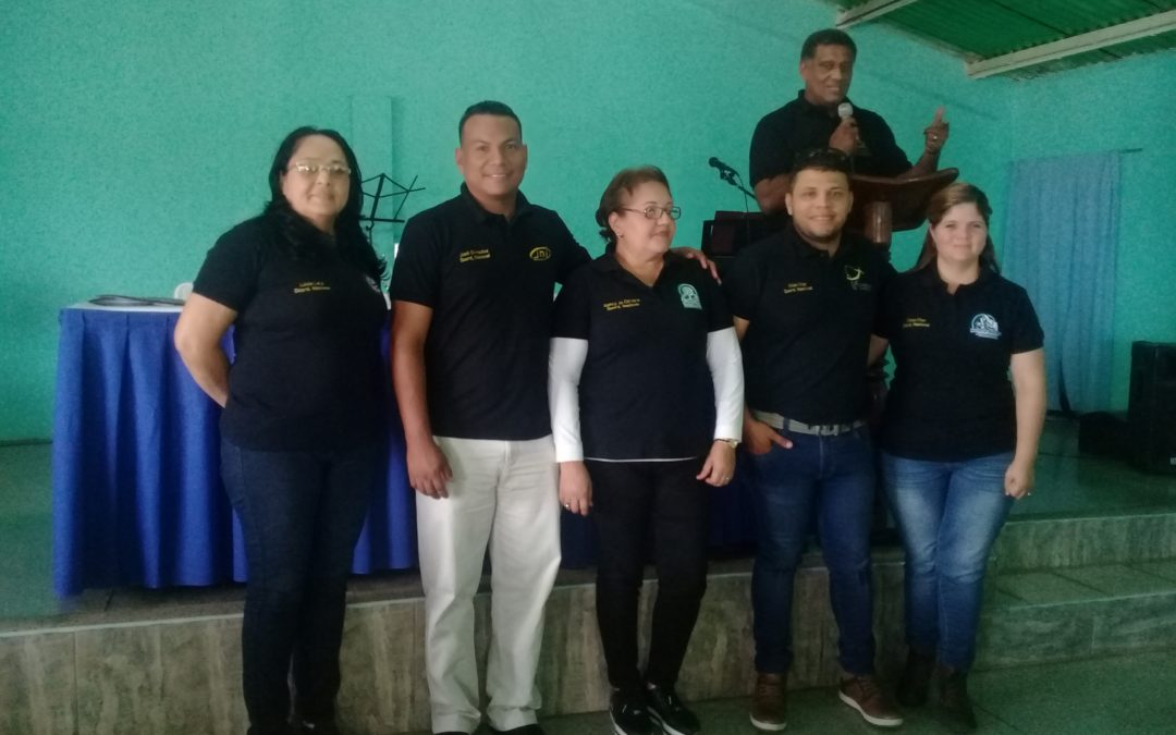 EVANGELISM AND JESUS FILM IN VENEZUELA