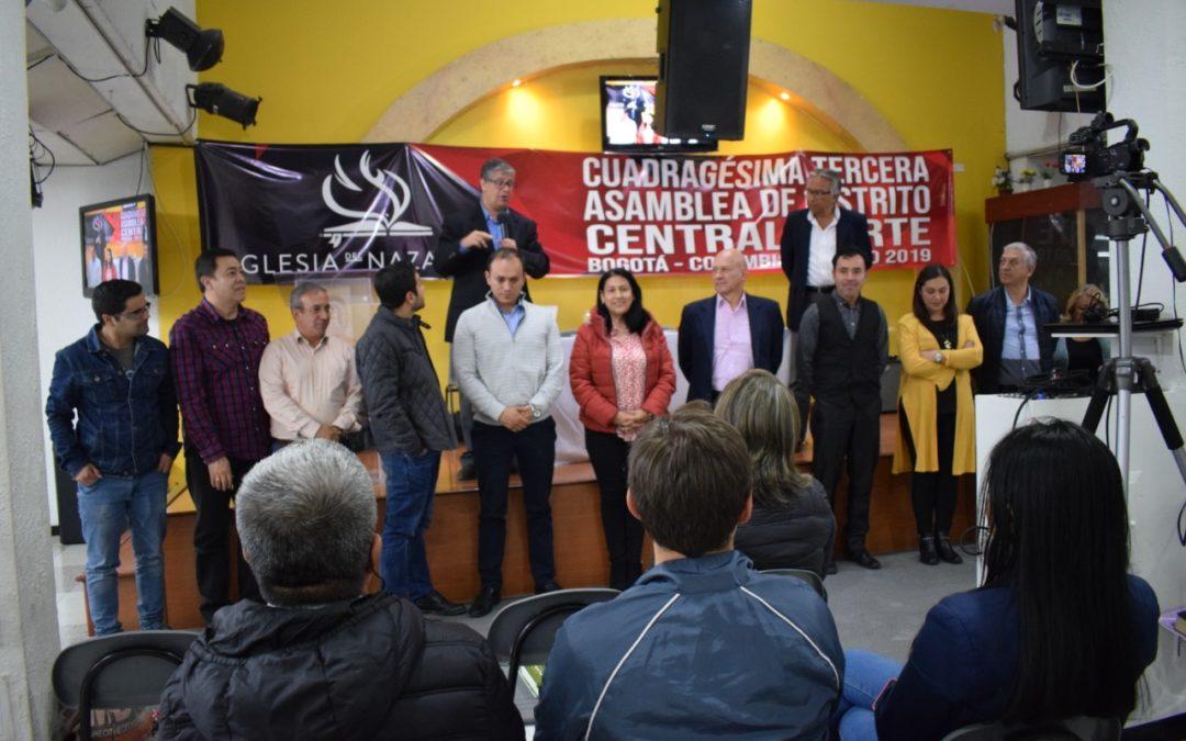 ASAMBLEA Y CONVENCIONES DE DISTRITO CENTRAL NORTE DE COLOMBIA