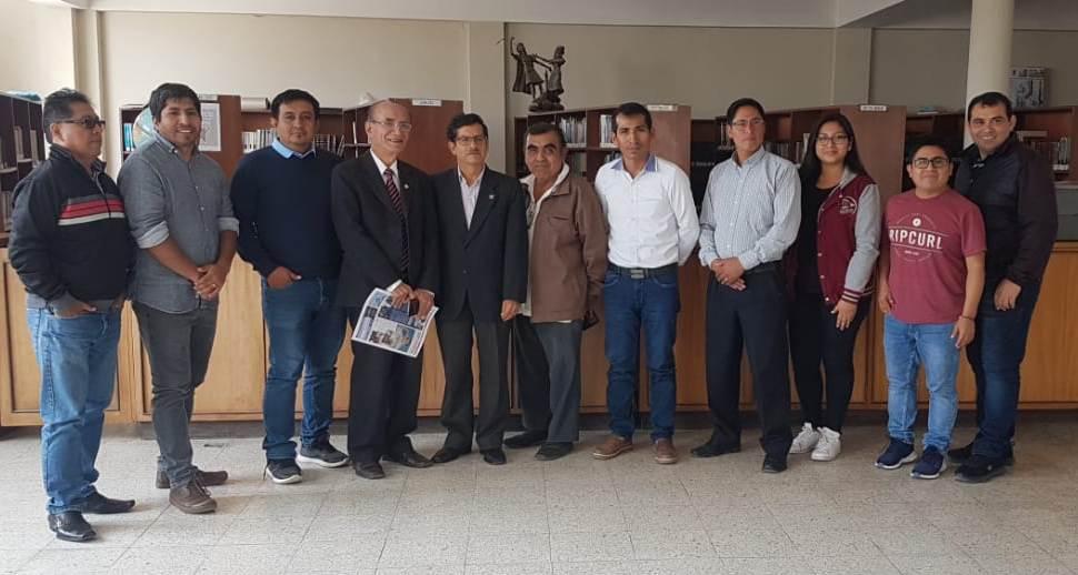 PERUVIAN COMMUNICATION COORDINATORS' MEETING