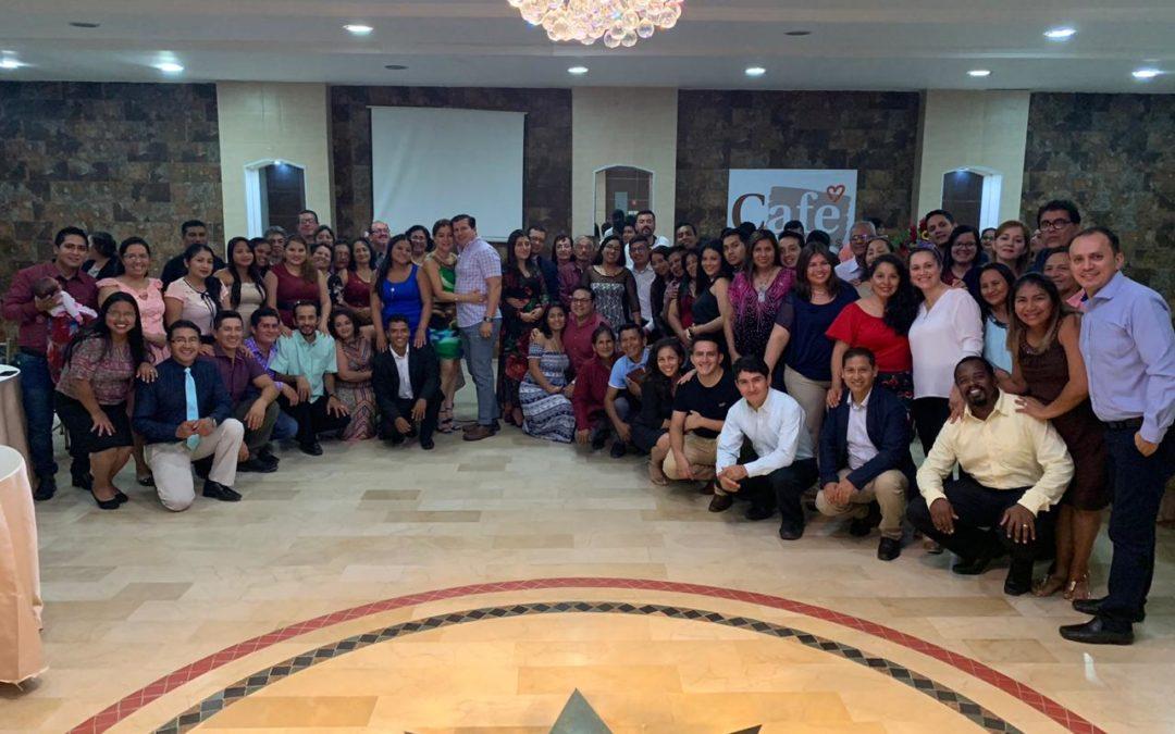 MARRIAGE MINISTRY RETREAT IN ECUADOR