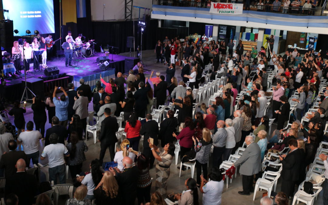 CENTENNIAL CELEBRATION FOR THE CHURCH OF THE NAZARENE IN ARGENTINA
