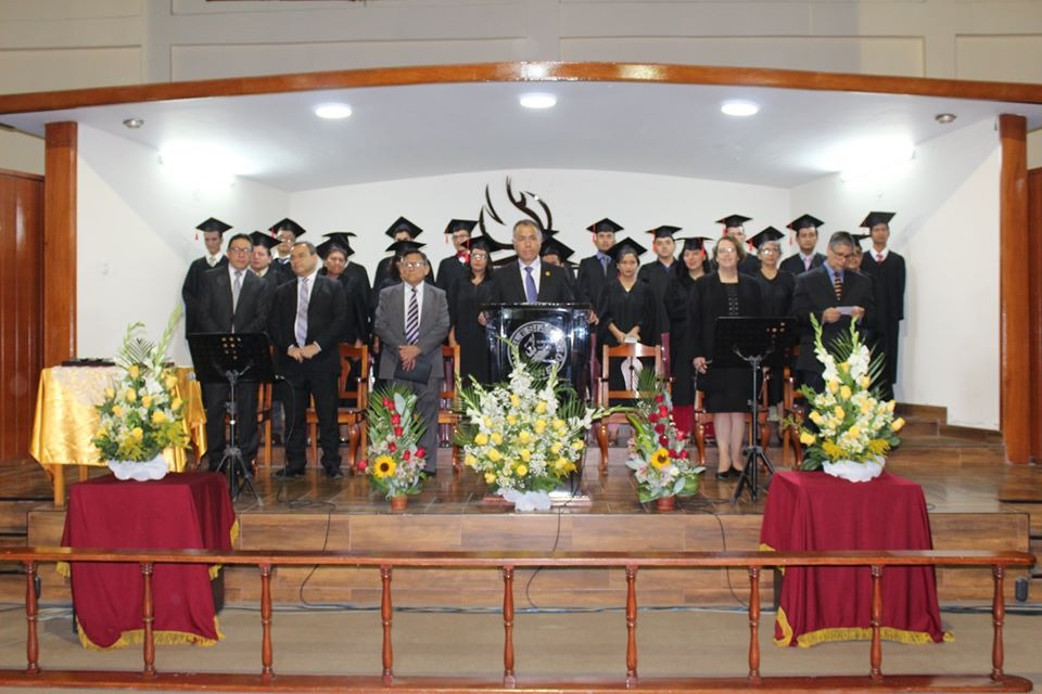 GRADUATION FROM NAZARENE THEOLOGICAL SEMINARY OF PERU