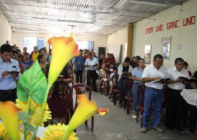 Aniversario Iglesia Nazareno Ascope 2