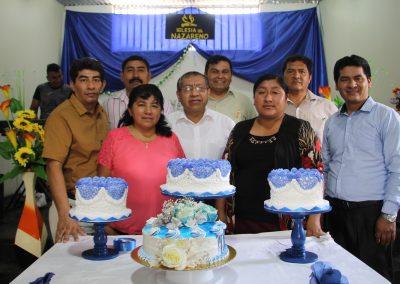 Aniversario Iglesia Nazareno Ascope
