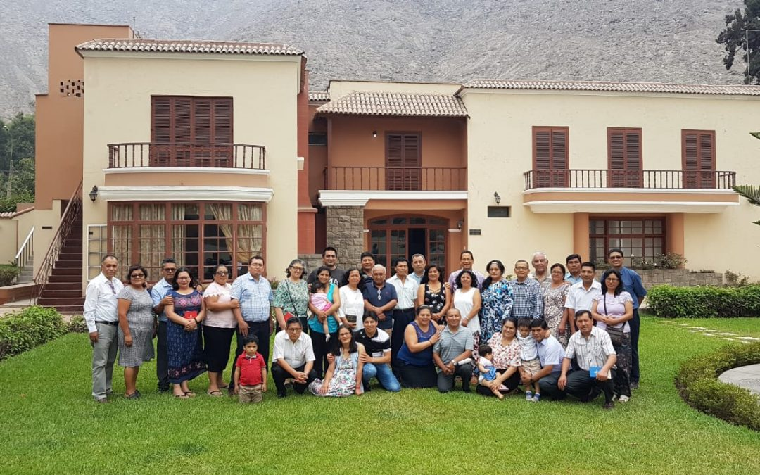 DISTRICT SUPERINTENDENTS' RETREAT, PERU