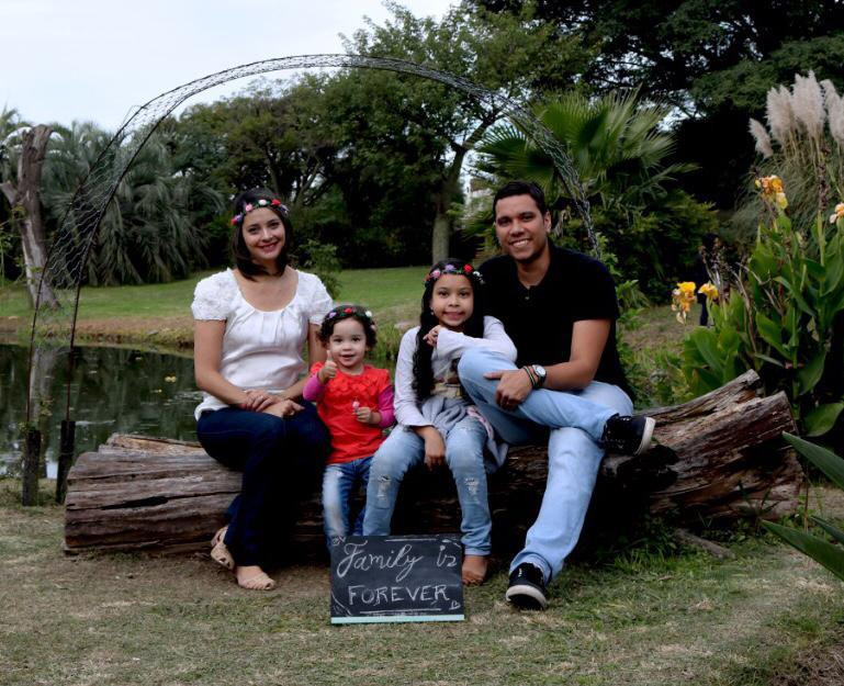 NEW MISSIONARY FAMILY IN COLOMBIA