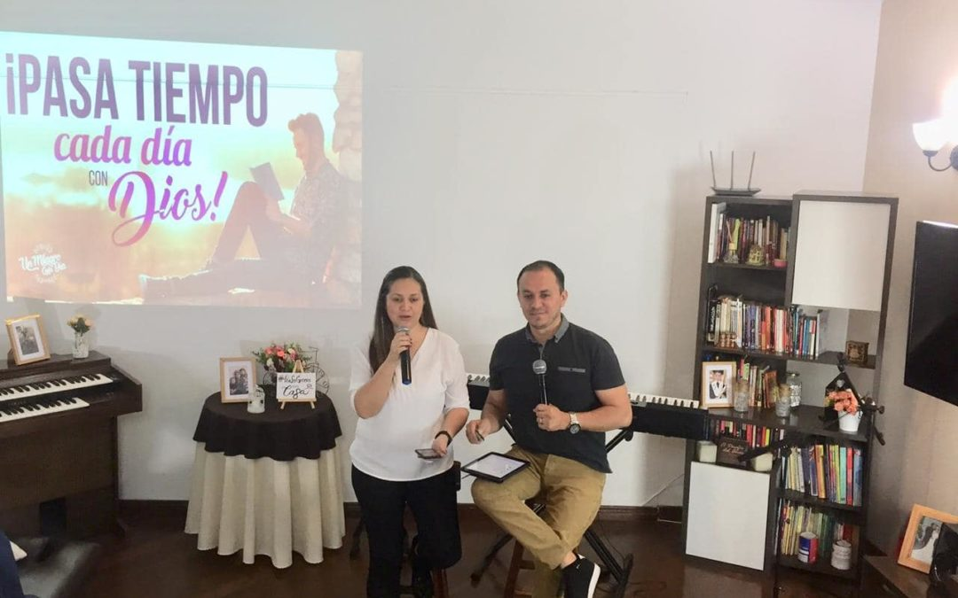 THE CHURCH IN COLOMBIA ADVANCES