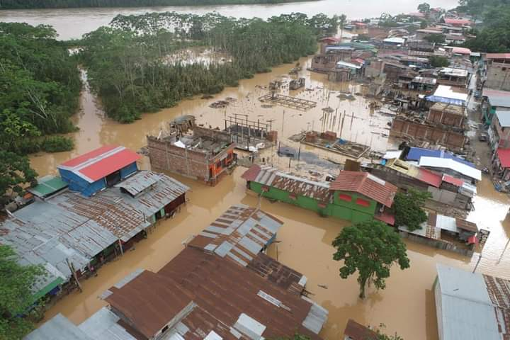 HELP IN THE MIDST OF FLOODING